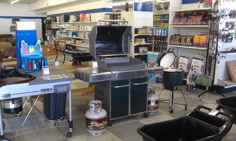 Grills and Barbecue Supplies